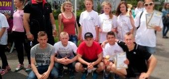 Спортивне свято на честь Дня захисту дітей