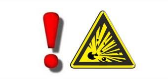 ПАМ'ЯТКА  про правила поводження у разі виявлення підозрілих  вибухонебезпечних предметів