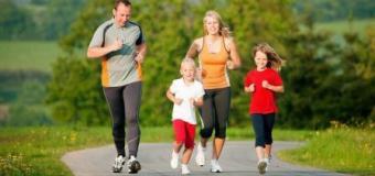 """""""Тато, мама, я – спортивна сім'я"""""""