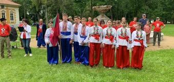 """ІІ етап Всеукраїнської дитячо-юнацької військово-патріотичної гри """"Сокіл"""" (""""Джура"""") для середньої вікової групи."""